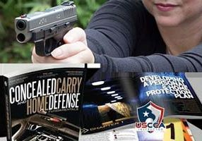 concealed carry and home defense class