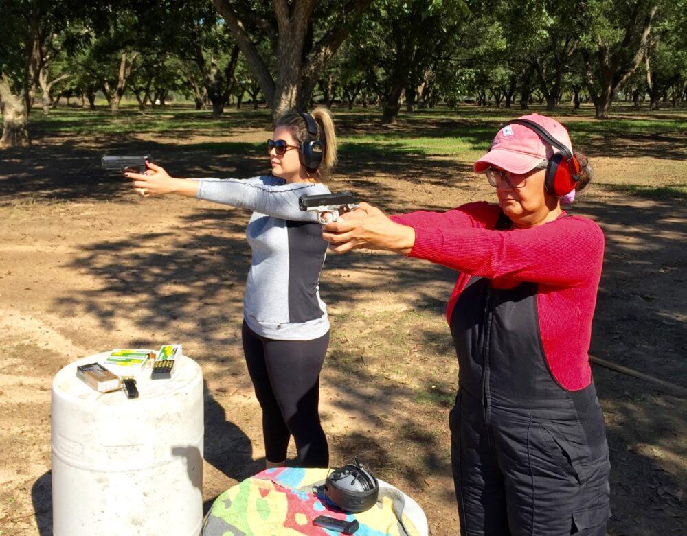 Waco gun training classes