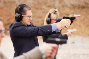 A Waco gun class for everyone, beginner thru advanced, taught by certified NRA and DPS instructors with years of teaching experience.